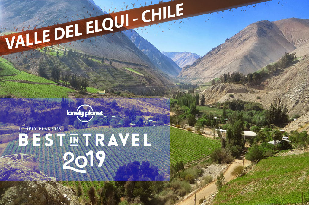Valle del Elqui Lonely planet 2019
